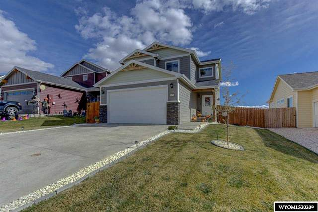 875 Dusty Terrace, Mills, WY 82604 (MLS #20206026) :: RE/MAX The Group