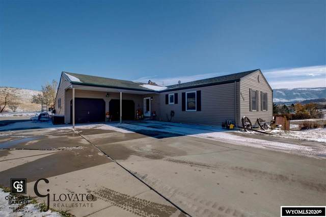 4215 Skyline Road, Casper, WY 82604 (MLS #20206031) :: RE/MAX Horizon Realty