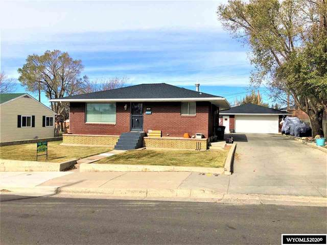 1405 Edgar, Rock Springs, WY 82901 (MLS #20206038) :: RE/MAX The Group