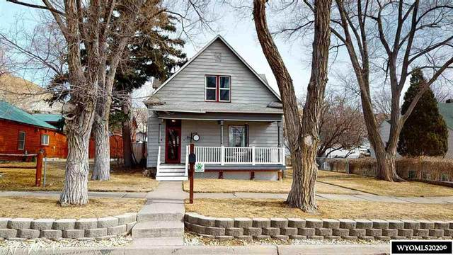 241 E 2nd North Street, Green River, WY 82935 (MLS #20206041) :: RE/MAX Horizon Realty