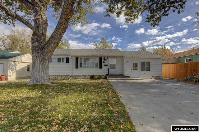 2847 S Odell Avenue, Casper, WY 82604 (MLS #20206043) :: Lisa Burridge & Associates Real Estate
