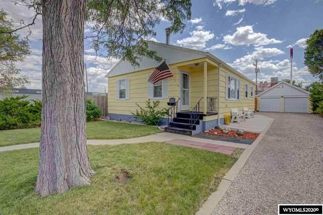 111 W G Street, Casper, WY 82601 (MLS #20206048) :: RE/MAX Horizon Realty