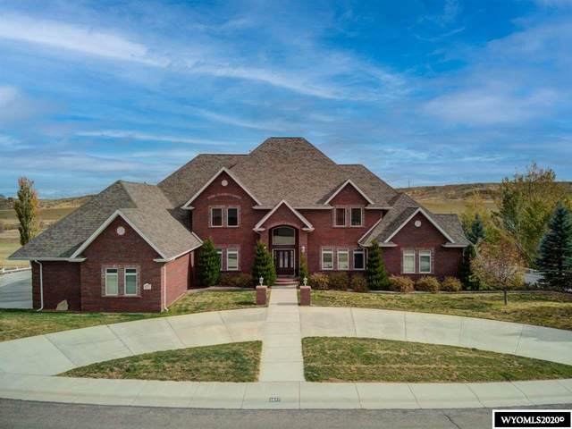 1577 Elkhorn Valley Drive, Casper, WY 82609 (MLS #20206050) :: RE/MAX The Group