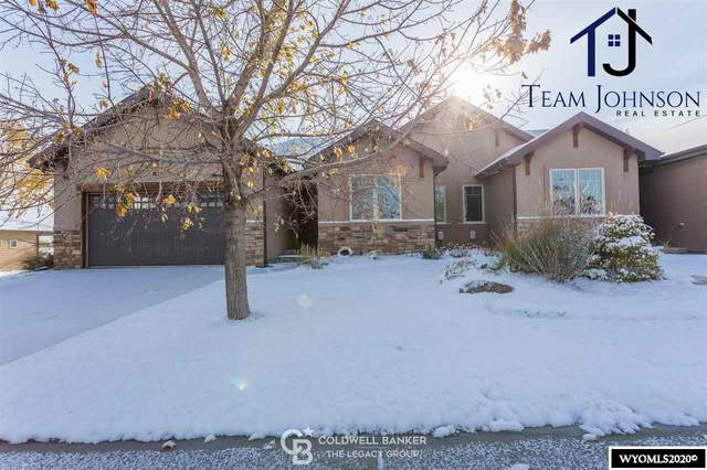89 Fairway Drive, Casper, WY 82604 (MLS #20206058) :: Real Estate Leaders