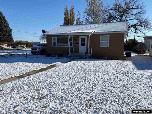 607 W Fremont, Riverton, WY 82501 (MLS #20206062) :: Real Estate Leaders