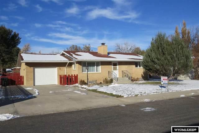 910 Elk, Riverton, WY 82501 (MLS #20206065) :: Lisa Burridge & Associates Real Estate