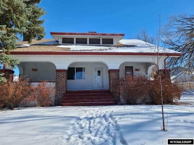 339 N 7 Street, Douglas, WY 82633 (MLS #20206071) :: Lisa Burridge & Associates Real Estate