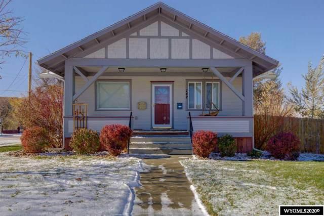 742 S David, Casper, WY 82601 (MLS #20206078) :: Lisa Burridge & Associates Real Estate