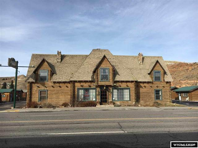 218 West Ramshorn, Dubois, WY 82513 (MLS #20206081) :: RE/MAX Horizon Realty