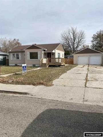 1951 S Chestnut, Casper, WY 82601 (MLS #20206090) :: Real Estate Leaders
