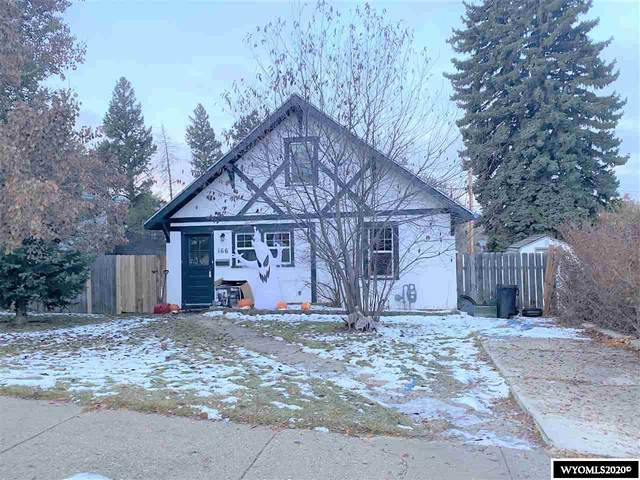 166 High Street, Buffalo, WY 82834 (MLS #20206100) :: RE/MAX The Group