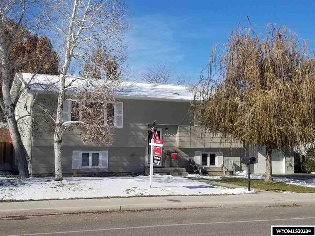 300 S 23rd Street, Worland, WY 82401 (MLS #20206104) :: RE/MAX Horizon Realty