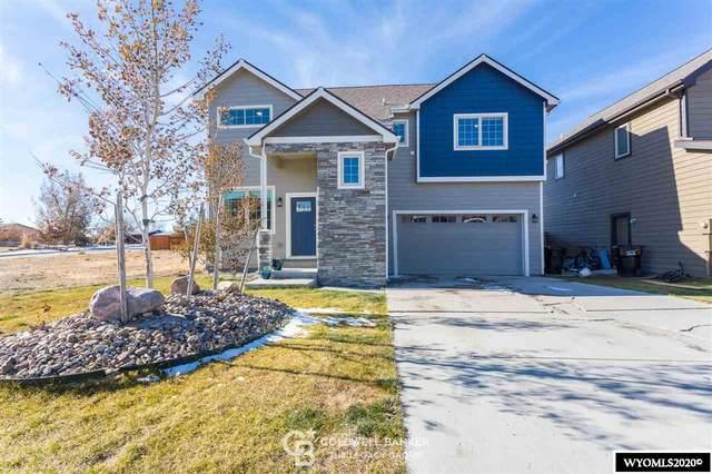 2884 Villa Del Rey, Casper, WY 82604 (MLS #20206105) :: RE/MAX Horizon Realty