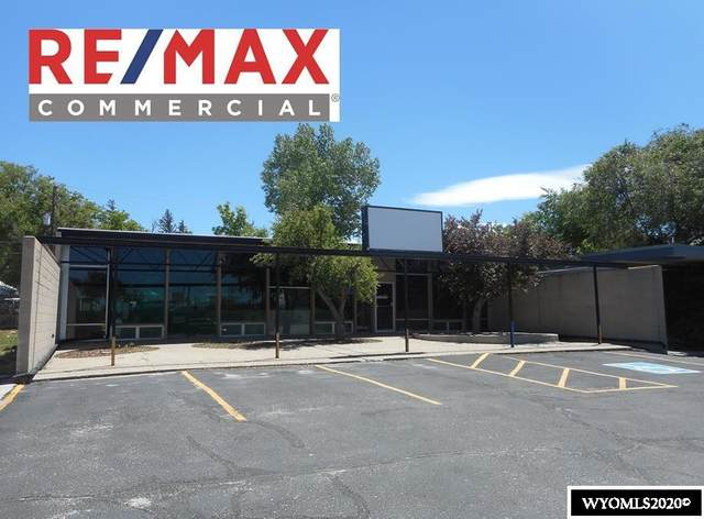 829 Cy Avenue, Casper, WY 82601 (MLS #20206112) :: Lisa Burridge & Associates Real Estate