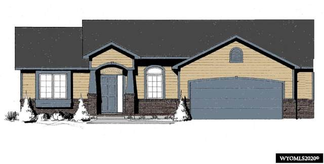 5210 Cheney Loop, Casper, WY 82609 (MLS #20206113) :: Lisa Burridge & Associates Real Estate