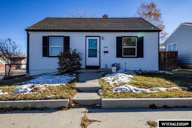 1103 Mckinley Ave., Rock Springs, WY 82901 (MLS #20206114) :: RE/MAX The Group