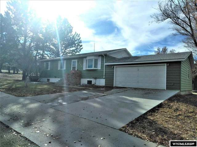 123 S 9th Street, Glenrock, WY 82637 (MLS #20206116) :: RE/MAX The Group