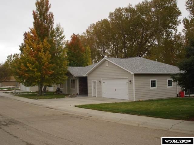 807 Woodman Drive, Buffalo, WY 82834 (MLS #20206122) :: RE/MAX Horizon Realty