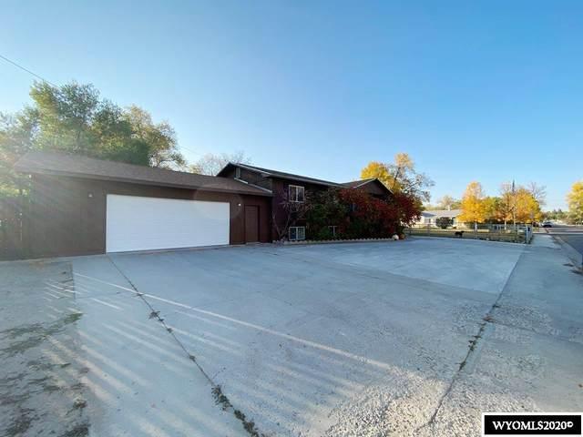 532 S 2nd St W, Riverton, WY 82501 (MLS #20206126) :: Lisa Burridge & Associates Real Estate