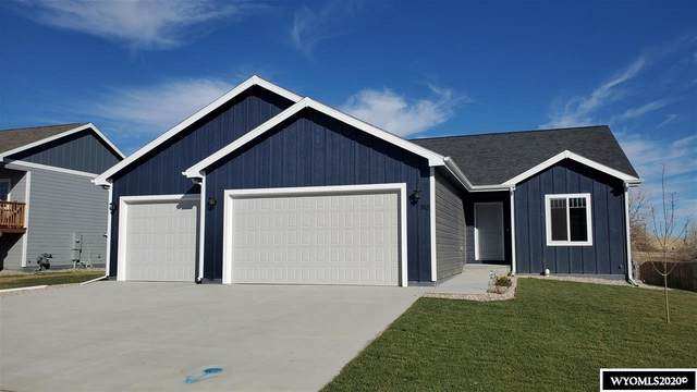745 Camp Davis Circle, Evansville, WY 82636 (MLS #20206137) :: Lisa Burridge & Associates Real Estate