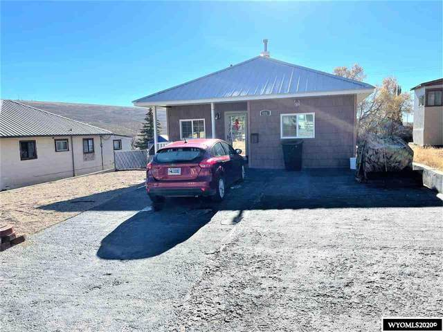 406 Quartz, Kemmerer, WY 83101 (MLS #20206147) :: RE/MAX The Group