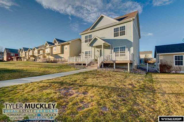 4530 E 21st, Casper, WY 82601 (MLS #20206149) :: Real Estate Leaders