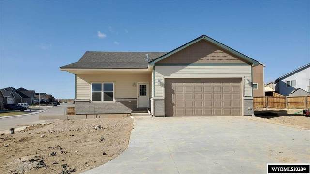 926 Dusty Terrace, Mills, WY 82604 (MLS #20206178) :: Lisa Burridge & Associates Real Estate