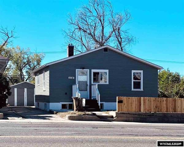 1114 S Poplar Street, Casper, WY 82601 (MLS #20206189) :: Real Estate Leaders