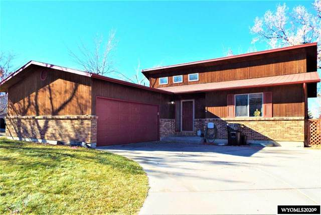 4330 Mink, Casper, WY 82604 (MLS #20206190) :: RE/MAX Horizon Realty