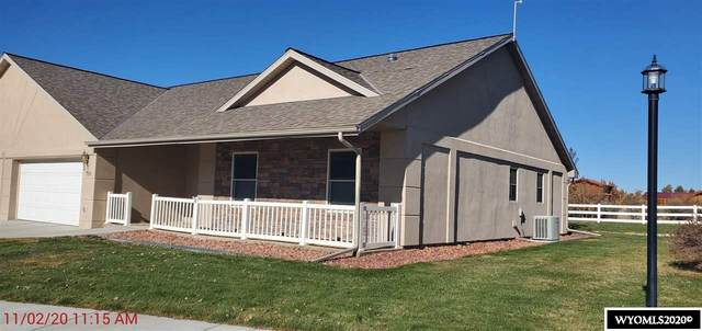 708 Sagebrush, Worland, WY 82401 (MLS #20206201) :: RE/MAX Horizon Realty