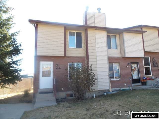 1806 A Antelope Street, Kemmerer, WY 83101 (MLS #20206205) :: RE/MAX The Group
