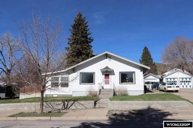 930 13th Street, Rawlins, WY 82301 (MLS #20206223) :: Lisa Burridge & Associates Real Estate