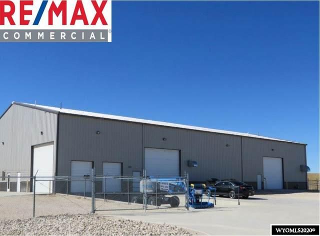 6757 Wildcat Road, Evansville, WY 82636 (MLS #20206227) :: RE/MAX Horizon Realty