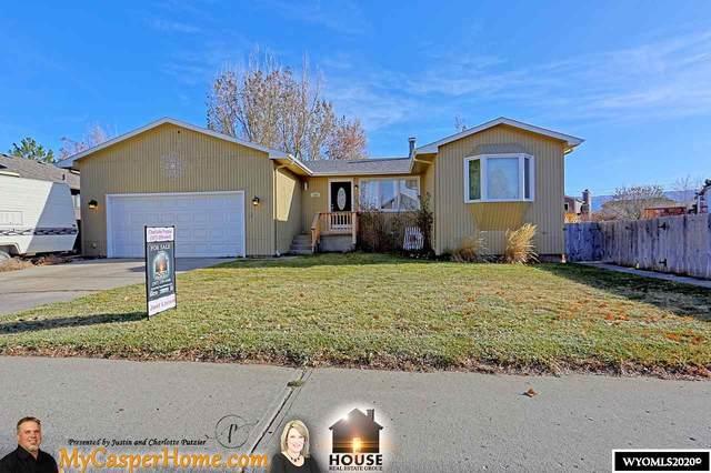 2191 Sunflower Street, Casper, WY 82604 (MLS #20206237) :: RE/MAX Horizon Realty