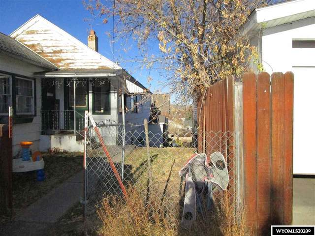 1213 Center Rear Street, Evanston, WY 82930 (MLS #20206243) :: RE/MAX The Group