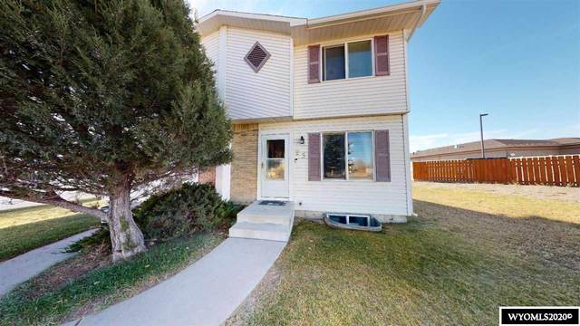 500 Monroe #25, Green River, WY 82935 (MLS #20206252) :: Real Estate Leaders
