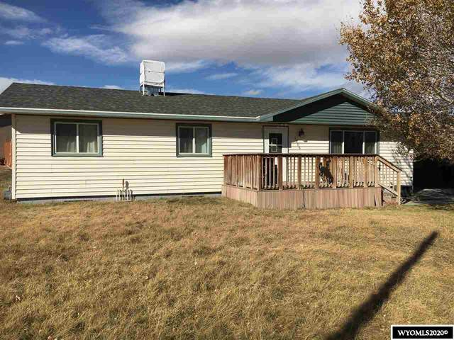 1715 Wyoming Drive, Green River, WY 82935 (MLS #20206264) :: Real Estate Leaders
