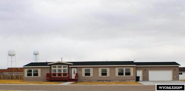 1603 Miller Way, Big Piney, WY 83113 (MLS #20206266) :: RE/MAX Horizon Realty