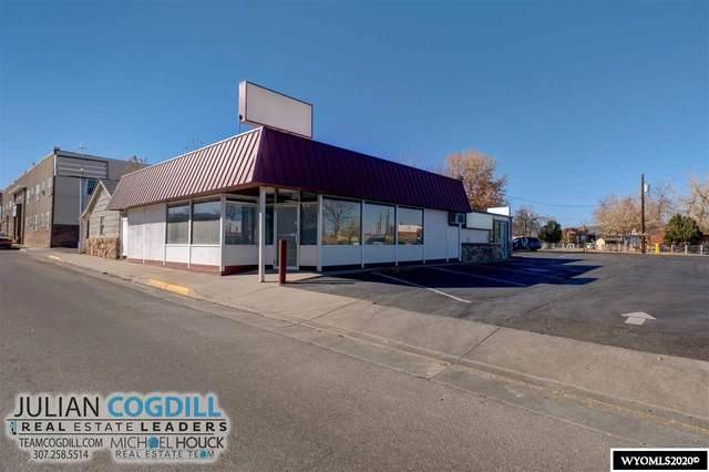 632 Cy Avenue, Casper, WY 82601 (MLS #20206288) :: Real Estate Leaders
