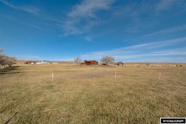 8320 E Shady Lane, Evansville, WY 82636 (MLS #20206290) :: RE/MAX Horizon Realty