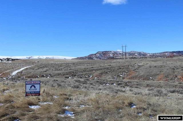 Lot 11 Miller Lane, Thermopolis, WY 82443 (MLS #20206300) :: RE/MAX The Group