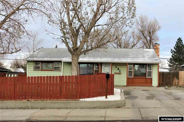 131 S Colorado Street, Casper, WY 82609 (MLS #20206311) :: Real Estate Leaders