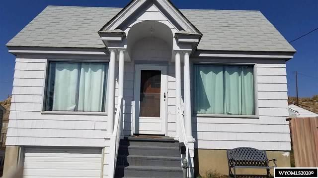 819 Ridge Avenue, Rock Springs, WY 82901 (MLS #20206317) :: RE/MAX Horizon Realty