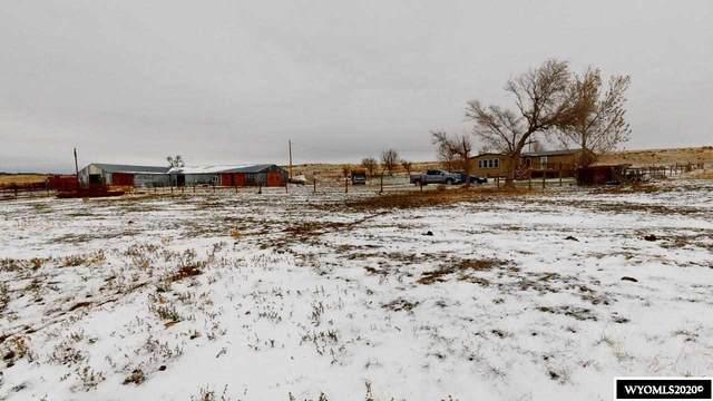 2101 104 Road, Fort Laramie, WY 82212 (MLS #20206327) :: RE/MAX Horizon Realty