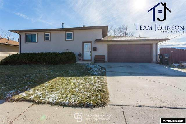 2855 Ridgecrest Drive, Casper, WY 82604 (MLS #20206333) :: RE/MAX Horizon Realty