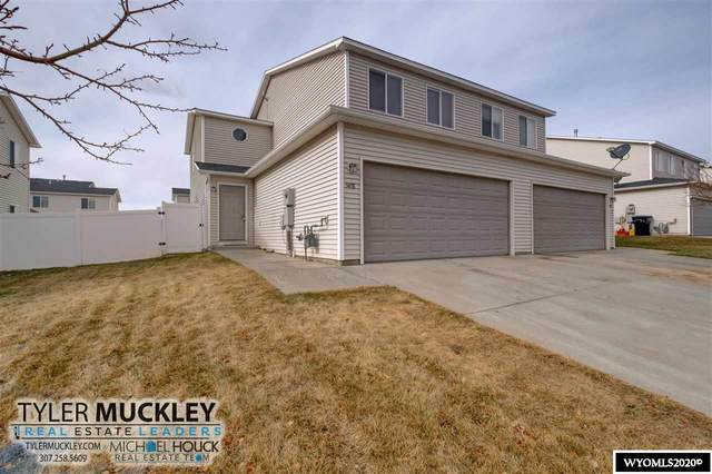 3458 Trappers Trail, Casper, WY 82604 (MLS #20206355) :: RE/MAX Horizon Realty