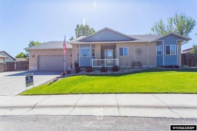 1325 Yorkshire, Casper, WY 82609 (MLS #20206359) :: RE/MAX Horizon Realty