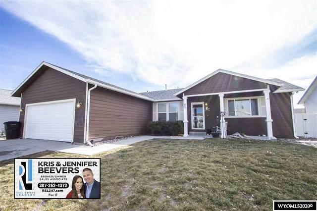 6373 Chief Washakie Road, Casper, WY 82604 (MLS #20206391) :: Real Estate Leaders