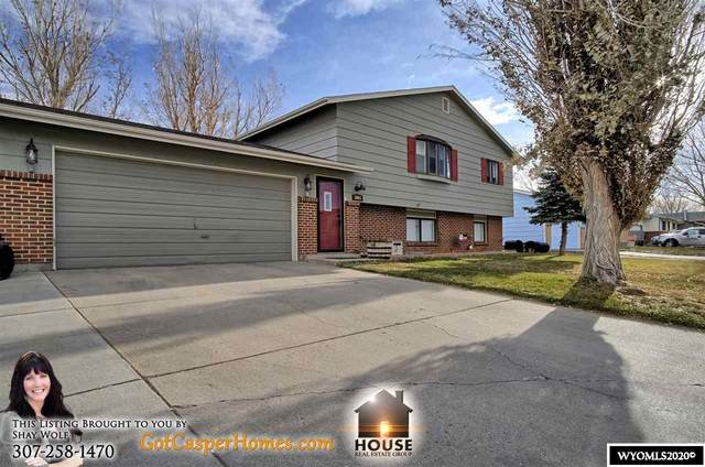 3001 Cotton Creek Place, Casper, WY 82604 (MLS #20206394) :: RE/MAX Horizon Realty