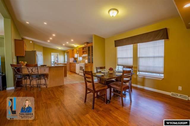 2410 S Mckinley Street, Casper, WY 82601 (MLS #20206396) :: RE/MAX Horizon Realty